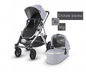 Коляска 2 в1 UPPAbaby Vista William